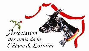 Logo de l'Association des Amis de la Chèvre de Lorraine